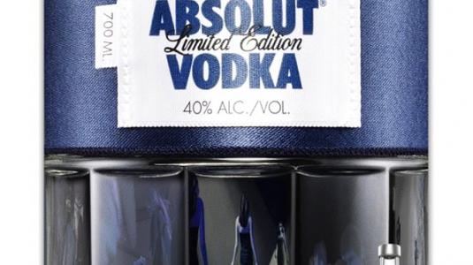 A Vodka abszolút inspiráló