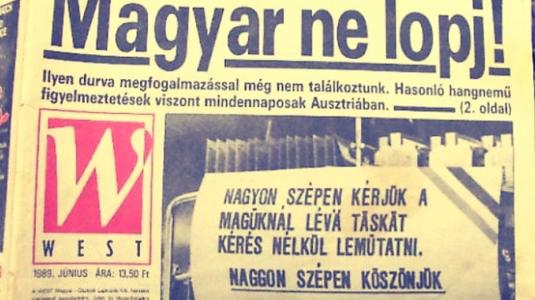 Magyar ne lopj!