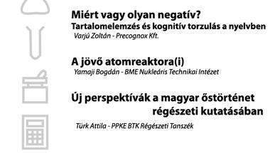 Budapest Science Meetup - 2014. február