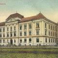 Rudolf Főgimnázium – Rózsa Ferenc Gimnázium – Evangélikus Gimnázium