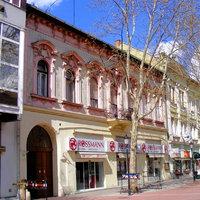 Weisz Éliás-palota az Andrássy úton