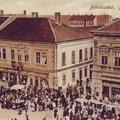 Vidovszky Károly háza a főtéren