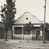 Népi lakóházak, podsztyenás házak IX. - Földváry utca