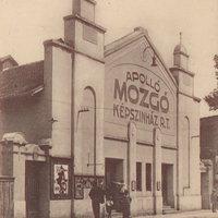 Apolló (Brigád) mozi