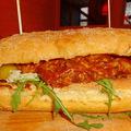 Nagyon sajtos és nagyon szaftos kacsa szendvics a Don Pepétől!