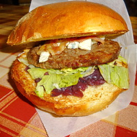 Burger Mustra #145 - Szarvasburger @ Advent Óbudán