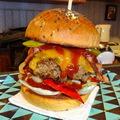 Burger Mustra #150 - Red Lion's Pub & Snack Bar, Budapest