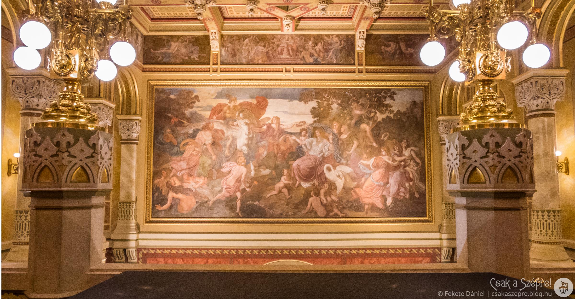 A Vigadó legnagyobb Than-remekműve az Árgirus királyfi Tündérországba érkezése