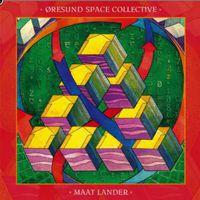 Maat Lander and Øresund Space Collective - Split LP
