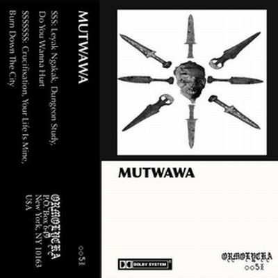 Mutwawa Self Titled