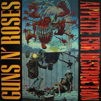 Tökéletes lemezek: Guns 'n' Roses - Appetite for Destruction