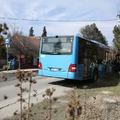 Egy utas mentette meg a 152-es busz vezetőjének az életét