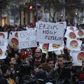 Február 23-án újra tüntetnek a diákok az oktatási reformért