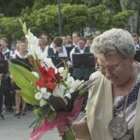 Az utolsó levél:  búcsú Lujzi nénitől, Szegedy Lujza csepeli pedagógustól
