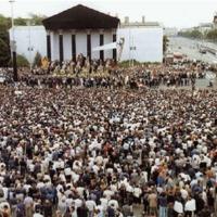 A széttépett Nagy Imre - 60 éve és 29 éve történt: A forradalom miniszterelnökére,  mártírtársaira és újratemetésükre emlékezünk