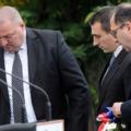 Brutális hibák vannak a csepeli emléktáblán, amit Németh Szilárd avatott fel az aradi vértanúk napján