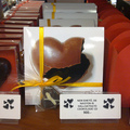 Limitált példányban a Csokoládé kézműves csokoládéval csomagolt kislemeze