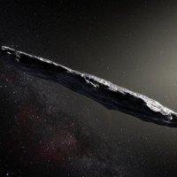 Látogató a Naprendszeren kívülről