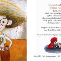 Szegedi Katalin Palkó című könyvének bemutatója