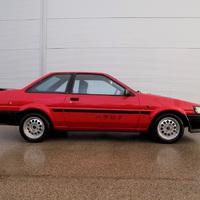 Hiányozni fog - Toyota Corolla GT AE86 - 1984