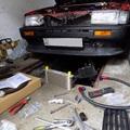 AE86 nyektetés - Hogyan működik az olajhűtő?