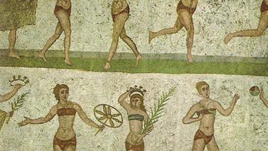 Az úszás kultúrtörténete