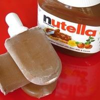 Nutella jégkrém