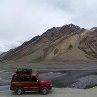Milyen autót tolni a Mont Blanc tetején?