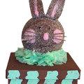 Húsvéti borzalom a nyúl tojta tojás