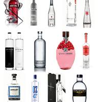 Csomagolásszemle - Vodka