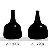 Borosüvegek evolúciója - képes borosüveg történelem