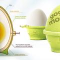Önfőző tojás reggelire