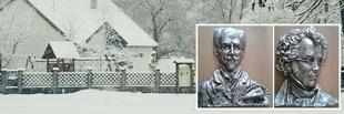 Sacher és Schubert kultuszának ápolása Zselízen