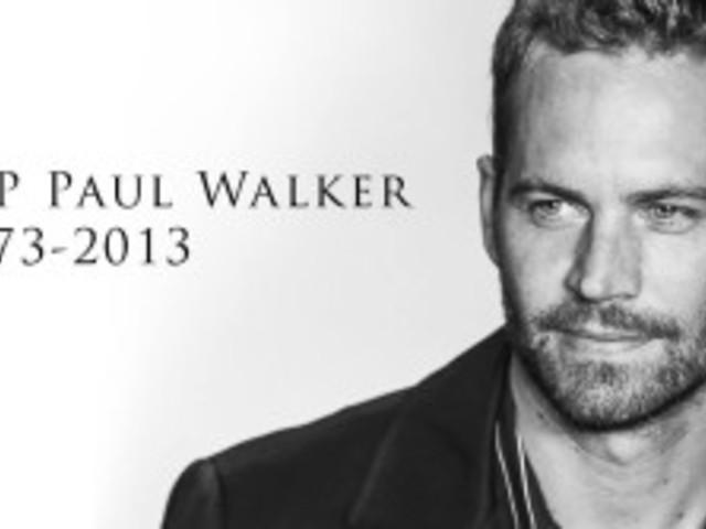 Paul Walker öröksége: Reach Out Worldwide