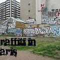 Franciaország - graffiti