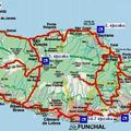 Madeira - útvonal