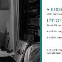LÉTIGE - Kovács Melinda kiállítása a Keresztény Múzeumban