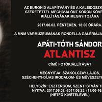 Atlantisz - kiállítás a Rondella Galériában