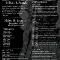Szlovákiai Magyar Táncháztalálkozó