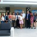 Székelyudvarhelyi tanulók Esztergomban