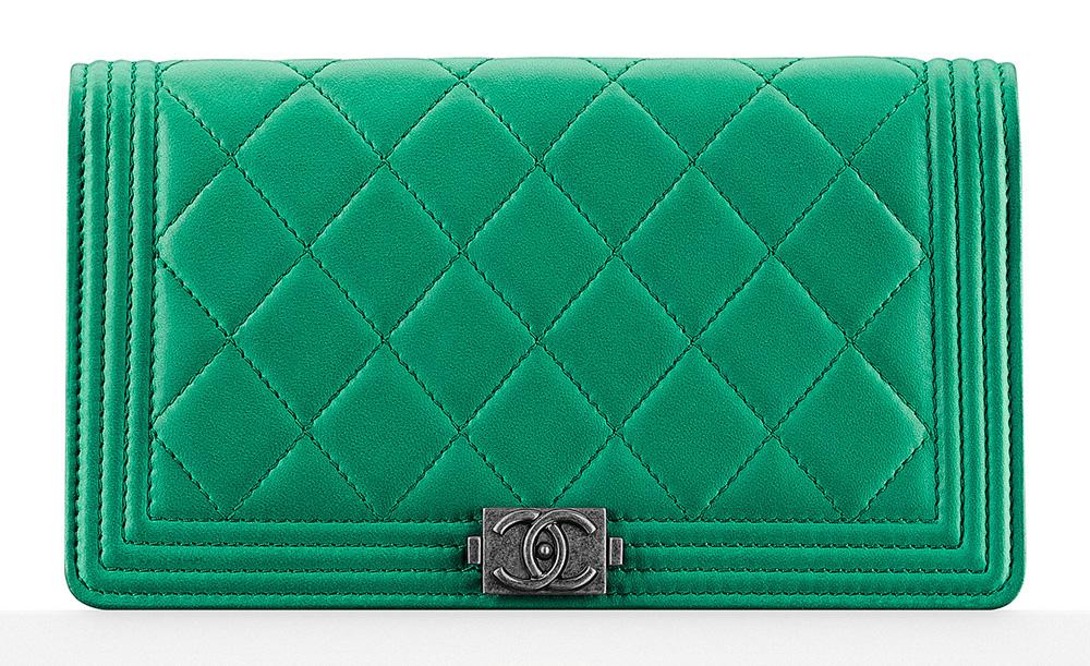 Chanel Boy Wallet - $925
