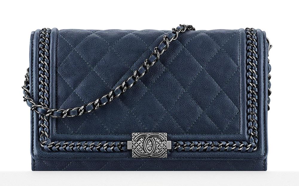 Chanel Boy Wallet on Chain Bag - $2,000