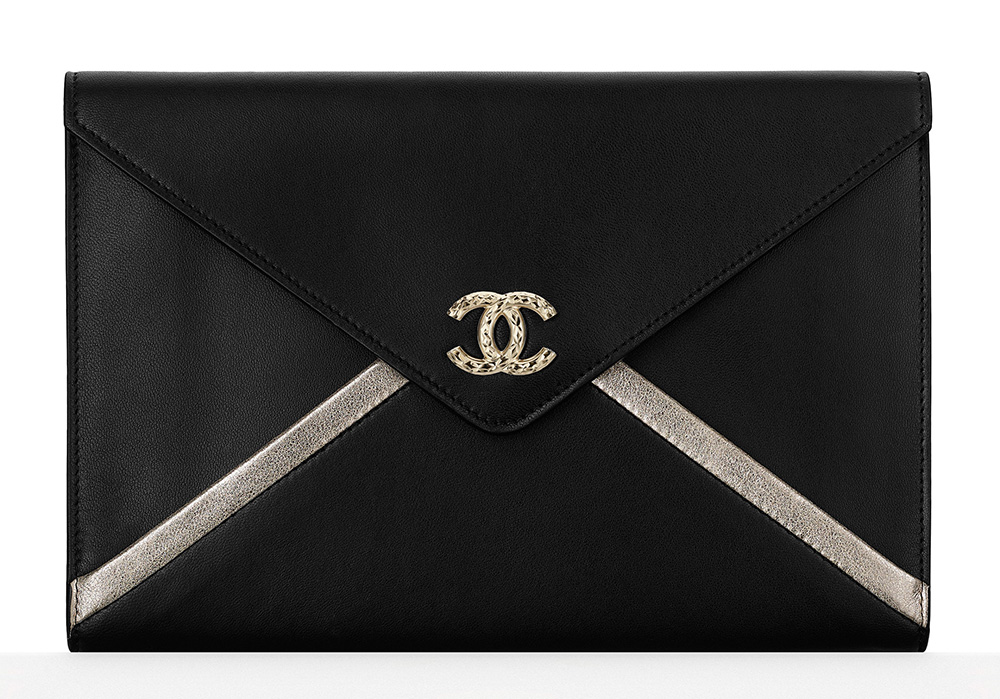 Chanel Envelope Pouch - $1,150