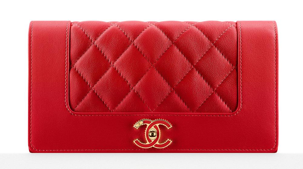 Chanel Flap Wallet - $900