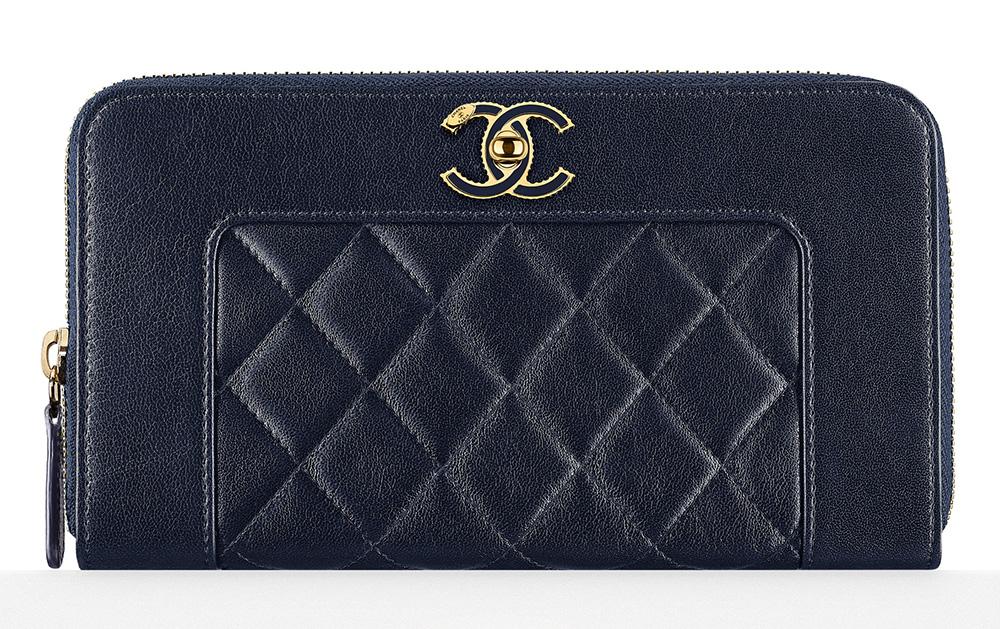 Zipped Wallet - $950