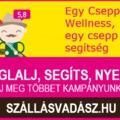 Egy csepp wellness, egy csepp segítség