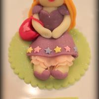 Emma királylányos tortája