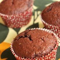 Édes zöldségek 2. - Céklás csokis muffin