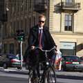 Cycle Chic worldwide: business man
