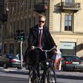 Cycle Chic worldwide: business man